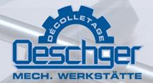 Oeschger Mechanische Werkstatt